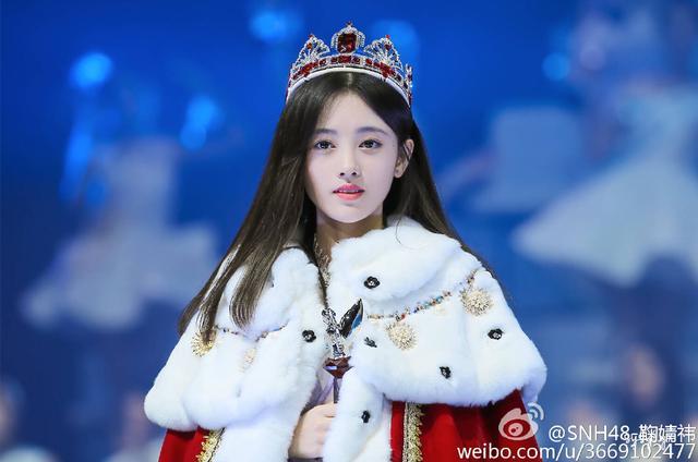 鞠婧祎微博改名,单飞消息确认,那么明年李艺彤的第一到手了吗?