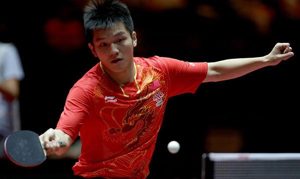 国际乒联总决赛中国选手皆晋级 樊振东将战许昕