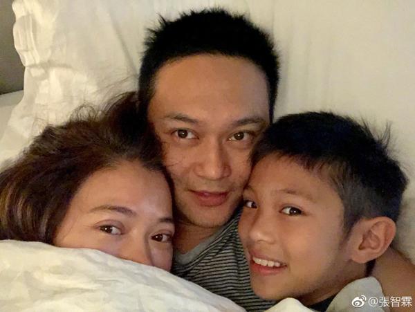张智霖儿子为什么以为爸爸是卖寿司的?11岁才知道父母是演员