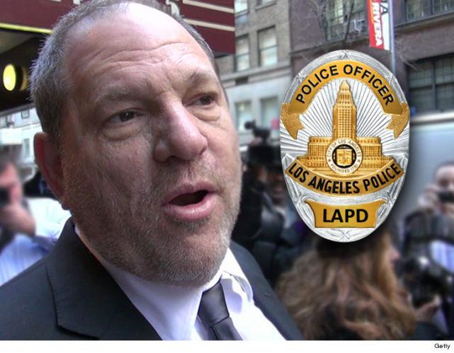 韦恩斯坦性侵案新进展!洛杉矶警署介入调查案件原告