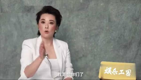 袁立手撕演员的诞生后发声 袁立有什么背景敢和浙江卫视开撕?