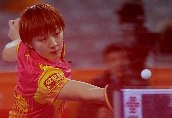 陈梦成乒球史上最弱女子世界第一 无三大赛单打冠军是最大尴尬
