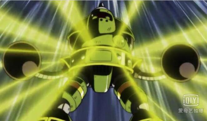 龙珠超这就是悟饭的全部力量?第七宇宙人造人VS第三宇宙机器人