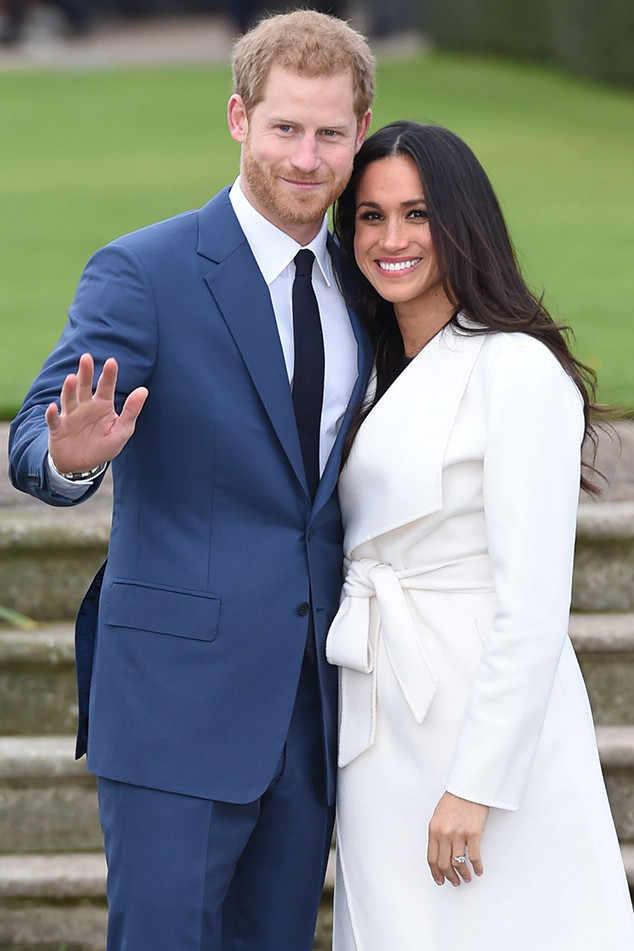 哈里王子与梅根好事将近 婚期定于明年五月