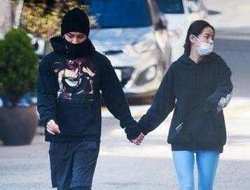 太阳与闵孝琳相恋两年将结婚,网友:希望BIGBANG成员都去做伴郎