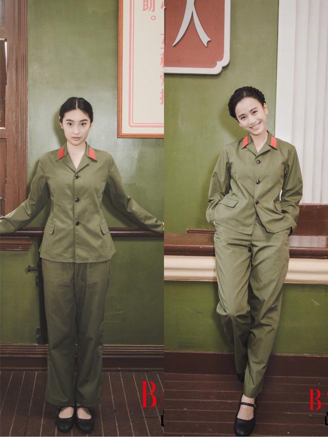 《芳华》中六个青苹果为什么冯小刚唯独签约两个戏份不重的姑娘?