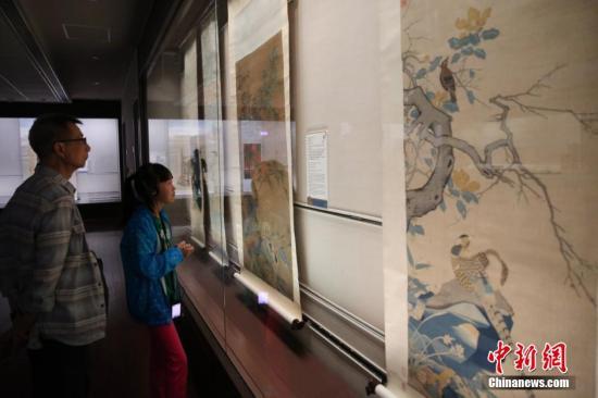 大陆客大减 台北故宫明年门票收入料减近1亿台币