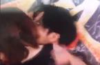 薛之谦被女粉丝强吻