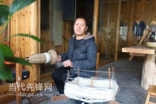 锡绣大师龙女三九:老一辈流传的技艺不能丢