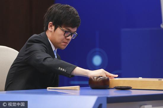 围棋新奥杯决赛中国内战 柯洁先拔头筹1:0领先