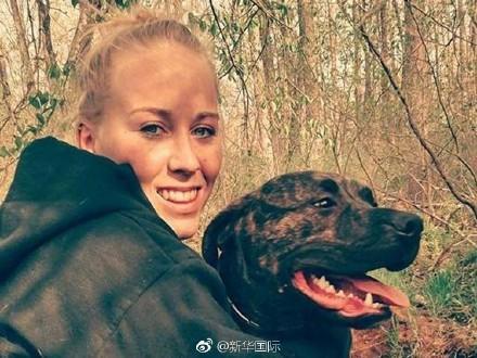 美国两条大型比特犬咬死女主人 被发现时正啃食尸体