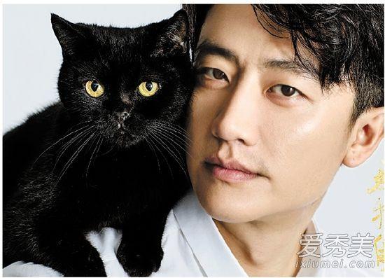 黑猫不是一般人能养的图片