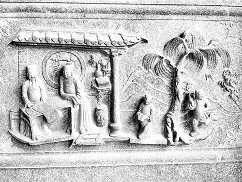 莆田市仙游1200多年历史的古建筑五帝庙 修缮完工将对外开放