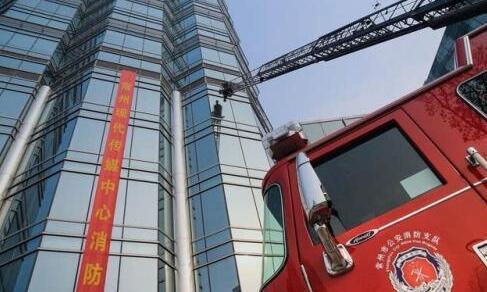 邵武强化高层建筑消防安全综合治理