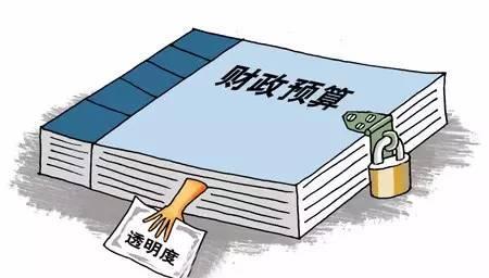 地方预决算公开度排行榜 上海山东领先