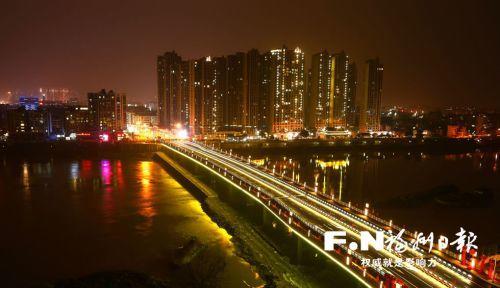 连江新解放大桥正式通车 比原计划提前半年建成