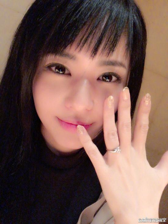 苍井空宣布结婚了!出道15年找到归宿 网友送祝福