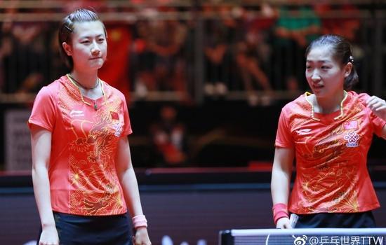 国际乒联启用新排名积分系统:确保明星多参赛
