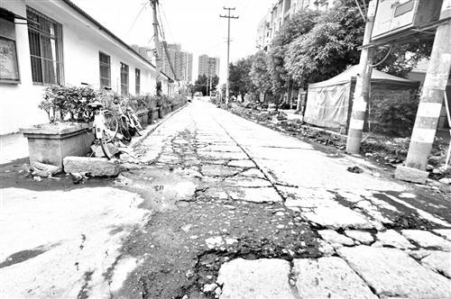 福州市仓山鹭岭路 将延伸至建新南路