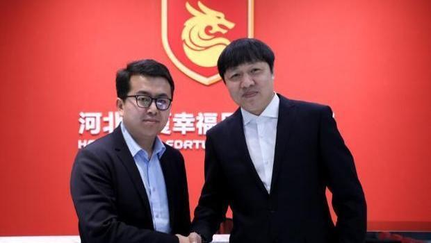 华夏官宣谢峰加盟 将担任技术总监+一线队助教