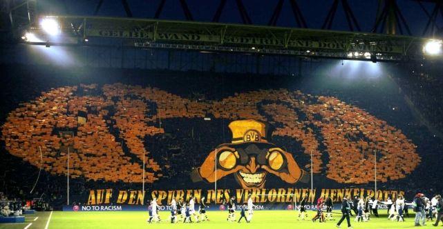 欧洲球场上座人数年度排名:巴萨第2 皇马仅第5