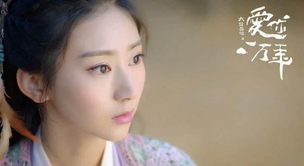 倚天屠龙记三天后开播,赵敏饰演者竟是紫霞仙子,脸型饱受争议