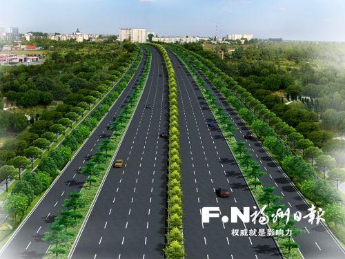 福泉高速连接线拓宽改造月内启动 升级为双向8车道
