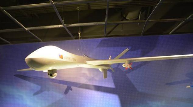 蔡英文才说量产无人机就遭打脸:落后解放军10年