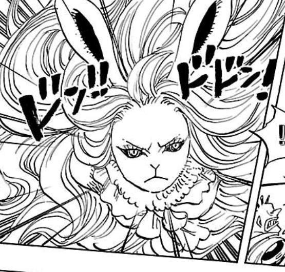 海贼王:满月女神加洛特美图欣赏,加洛特若不上船,此生不看海贼