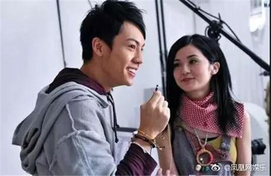 陈伟霆和女友Bruna谈恋爱多久了?网友扒两人恋情其实早有猫腻