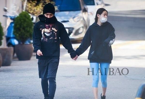 太阳闵孝琳婚礼时间定在2月3日 权志龙坦言是两人的媒人