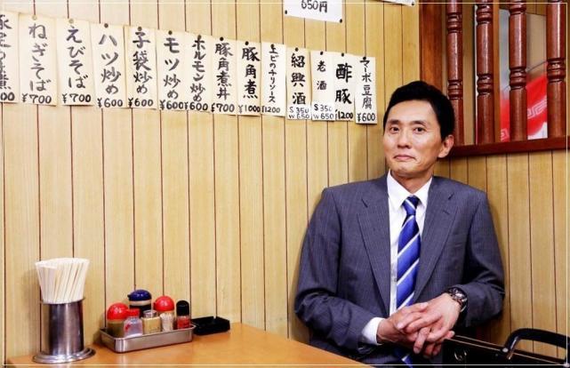 日本漫改剧《孤独的美食家》跨年夜放送,创超高收视率
