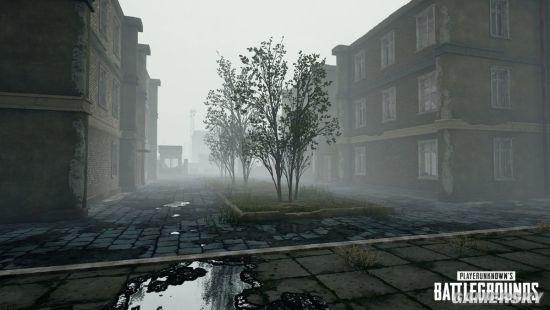 《绝地求生》要出雪地地图:雨天/雾天不受玩家待见