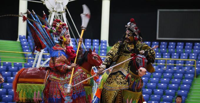 寿阳竹马戏:濒临失传的三晋文化瑰宝