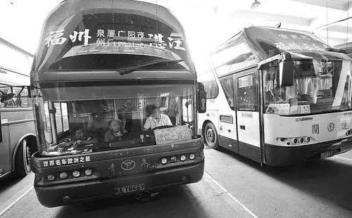 再见了 福州的卧铺客车!那些小小车厢里的别样体验你还记得吗?