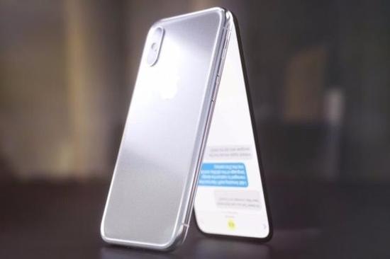 苹果翻盖版iPhone X 怀旧风完美结合黑科技
