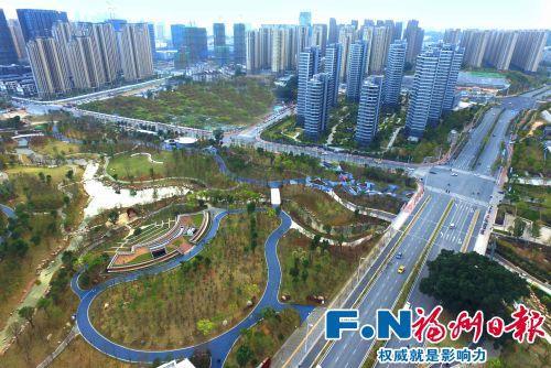好消息!春节前福州12座生态公园将集体亮相