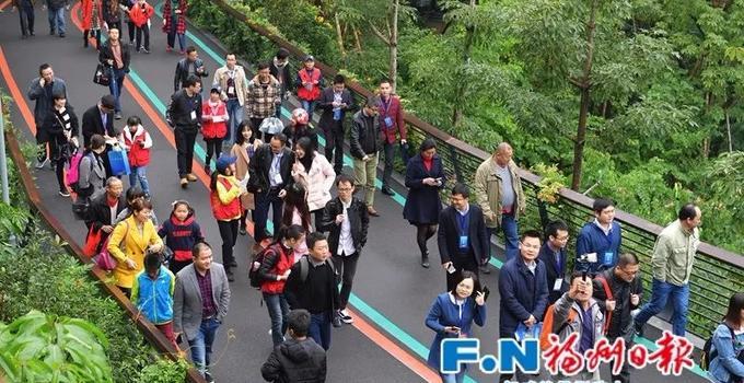 @福州人 春节前将有一波大礼!全市新增12个生态公园等你去走走