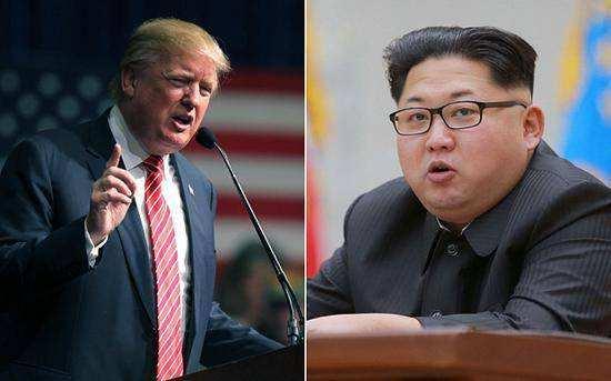 朝鲜半岛最新局势 特朗普暗示:可能与金正恩建立良好关系