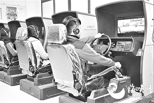 福建一中学开设汽车驾驶课程 让学生体验开车的乐趣