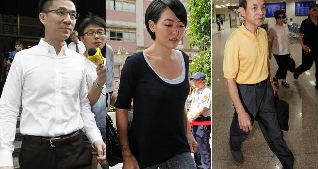 """台湾""""胖达人案""""定谳 小S老公被判无罪公公获缓刑"""