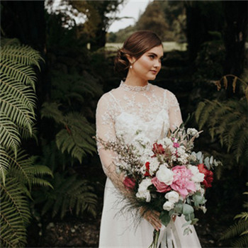 新娘婚纱精选款式介绍 2018流行的新娘婚纱