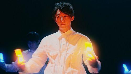 WOTA艺是什么?日本演员高桥一生首次挑战WOTA艺现场图