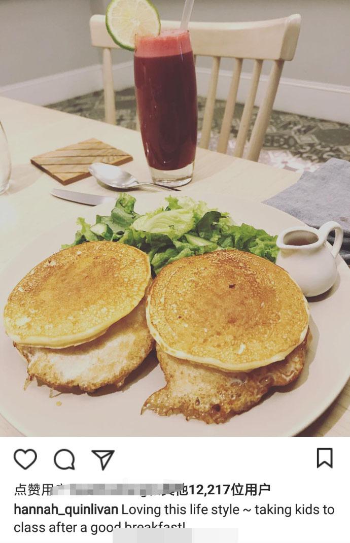 小周周正式上学啦和曹格孩子是校友 昆凌送完小周周晒早餐