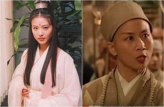 网曝新《倚天屠龙记》演员表 周海媚或成灭绝师太