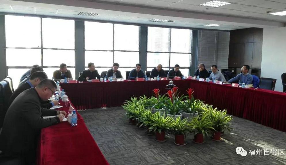 福建自贸试验区福州区对接中欧班列海铁联运项目