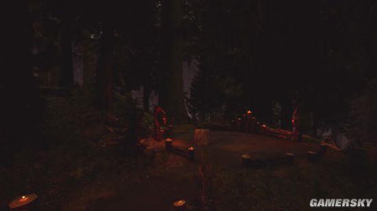 玩家用虚幻4重制《魔兽世界》场景 夜景极光美若仙境