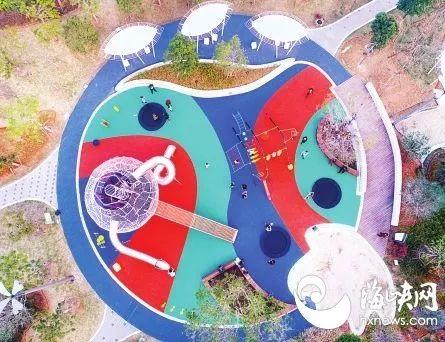 """福州版""""纽约中央公园""""来了!樱花滑梯、湿地景观、儿童游乐天地……"""