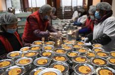 杭州灵隐寺将免费发放30万份腊八粥
