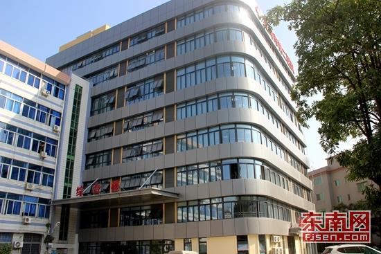 漳州龙海第二医院新住院大楼竣工 增至225张病床